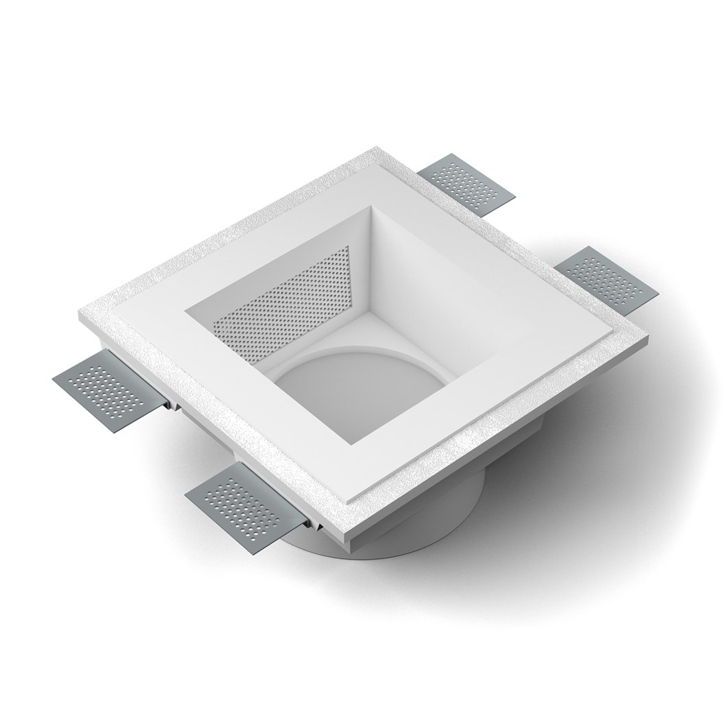 9010 Sonore M006 Plaster In Ceiling Light With Loudspeaker| Image : 1