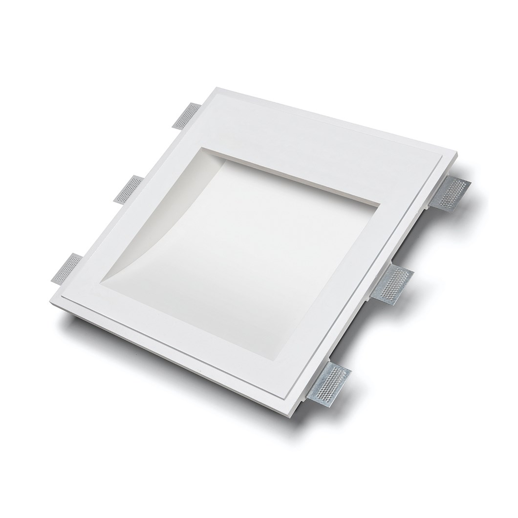 9010 Volte 2416A Plaster In Recessed Wall Light| Image : 1