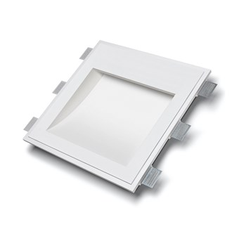 9010 Volte 2416A Plaster In Recessed Wall Light