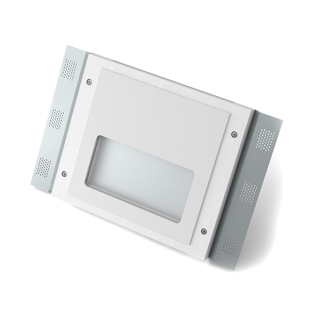 9010 15mm 4193E Plaster In Recessed Ceiling / Wall Light | Image:1