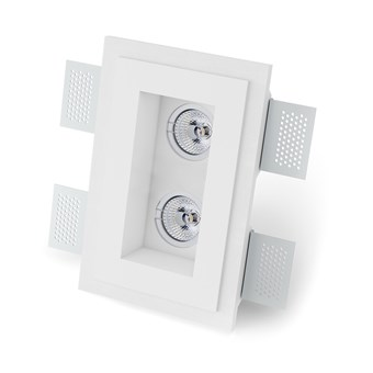 9010 Basic 4210 Plaster In Downlight