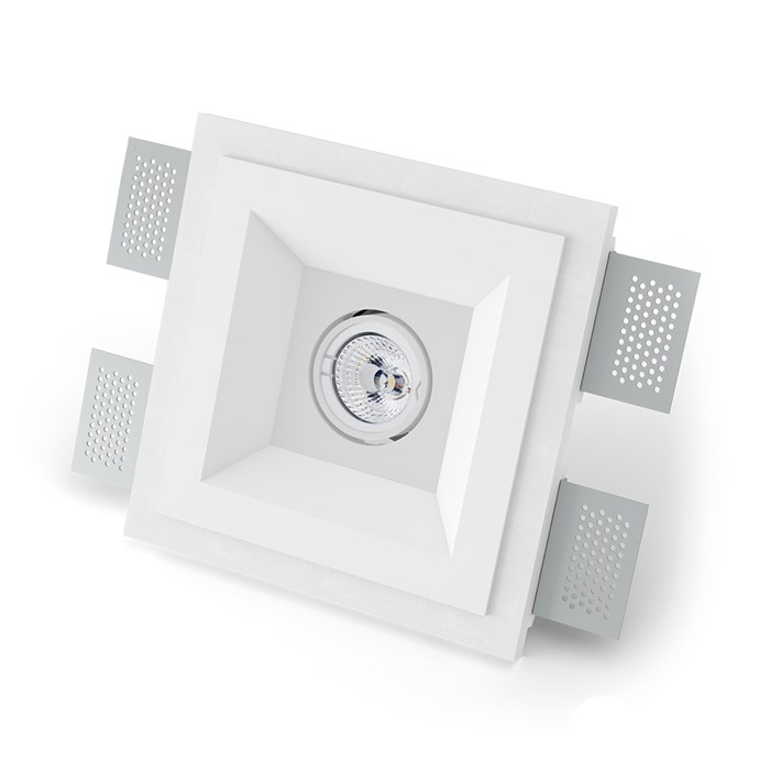 9010 Basic 4215 Plaster In Downlight| Image : 1