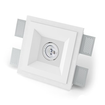 9010 Basic 4215 Plaster In Downlight
