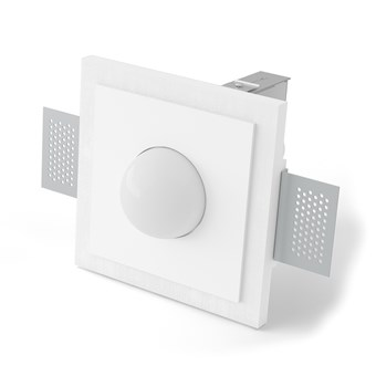 9010 Basic 4218 Plaster In Wall Light