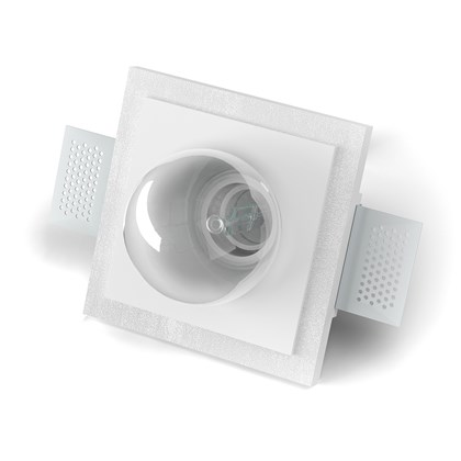 9010 Master 4218A Plaster In Ceiling Light