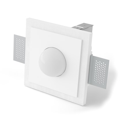 9010 Basic 4219 Plaster In Wall Light