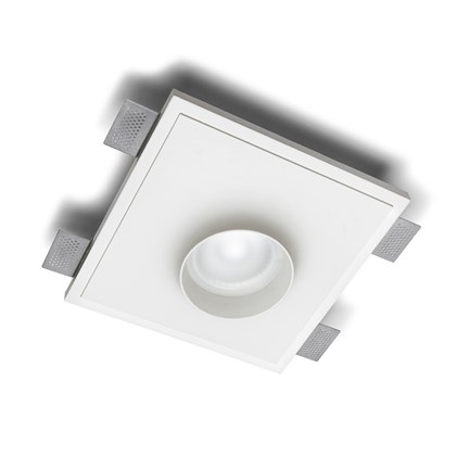 9010 Crateri 8935M Plaster In Ceiling Light