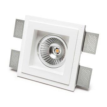 9010 Master 4045C Plaster In Recessed Ceiling Light