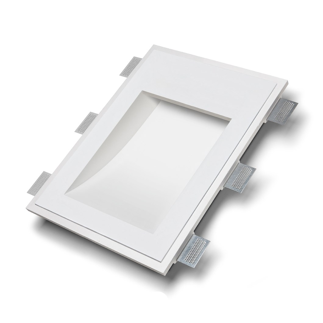 9010 Volte 2416C Plaster In Recessed Wall Light| Image : 1