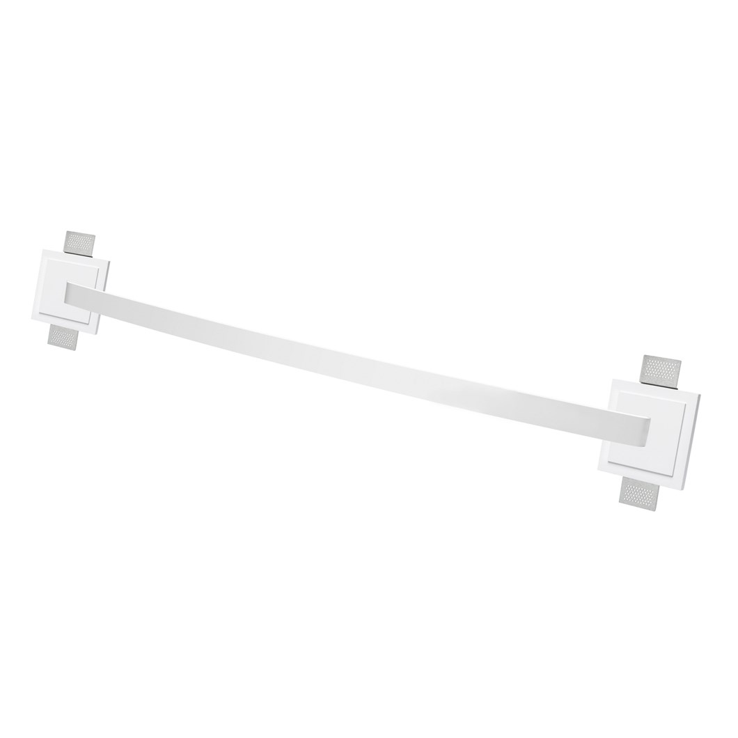 9010 2486D Plaster In Recessed Wall Light | Image:1