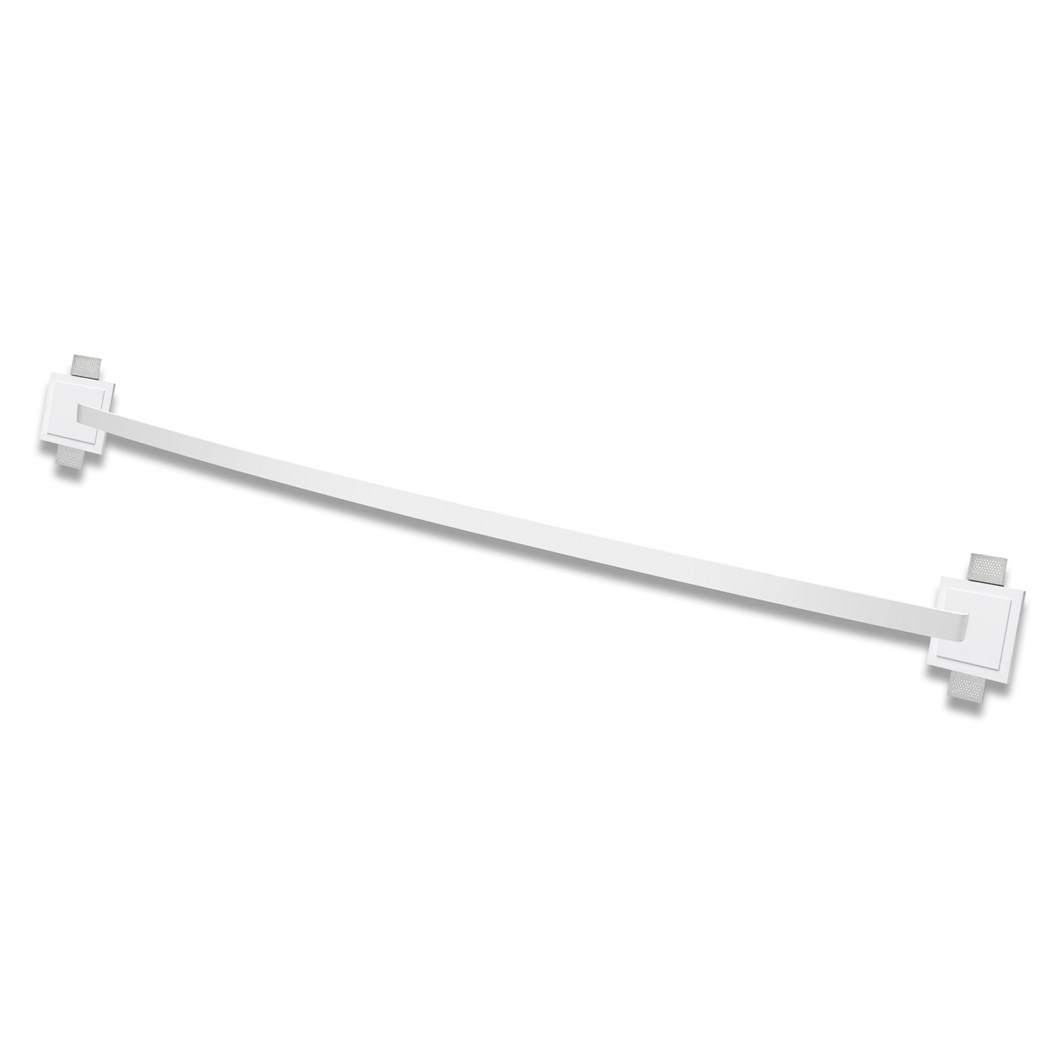9010 2486F Plaster In Recessed Wall Light| Image : 1