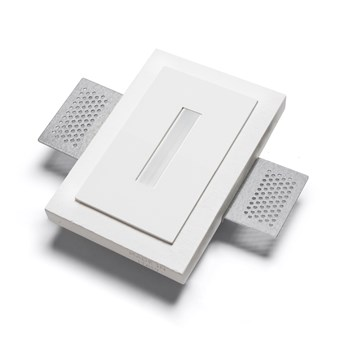 9010 Passi 4130A Plaster In Wall / Step / Ceiling Light