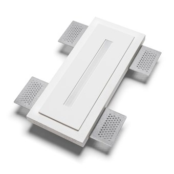 9010 Passi 4130C Plaster In Wall / Step / Ceiling Light