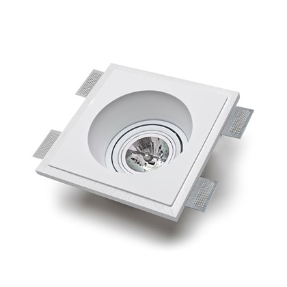 9010 Master 4039B Plaster In Adjustable Ceiling Light