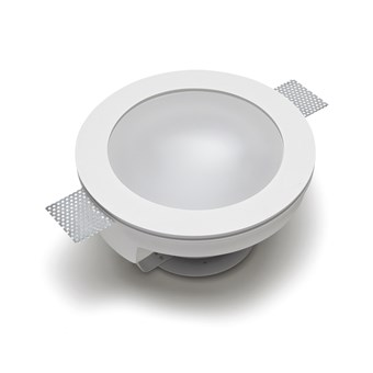 9010 Master 4042 Plaster In Recessed Ceiling Light