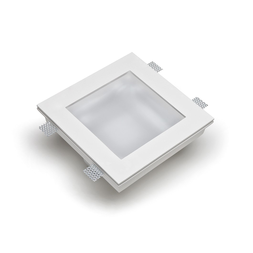 9010 Master 4046 Plaster In Recessed Ceiling Light| Image : 1