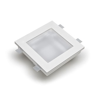 9010 Master 4046 Plaster In Recessed Ceiling Light