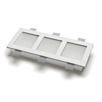 9010 Master 4054 Plaster In Recessed Ceiling / Wall Light