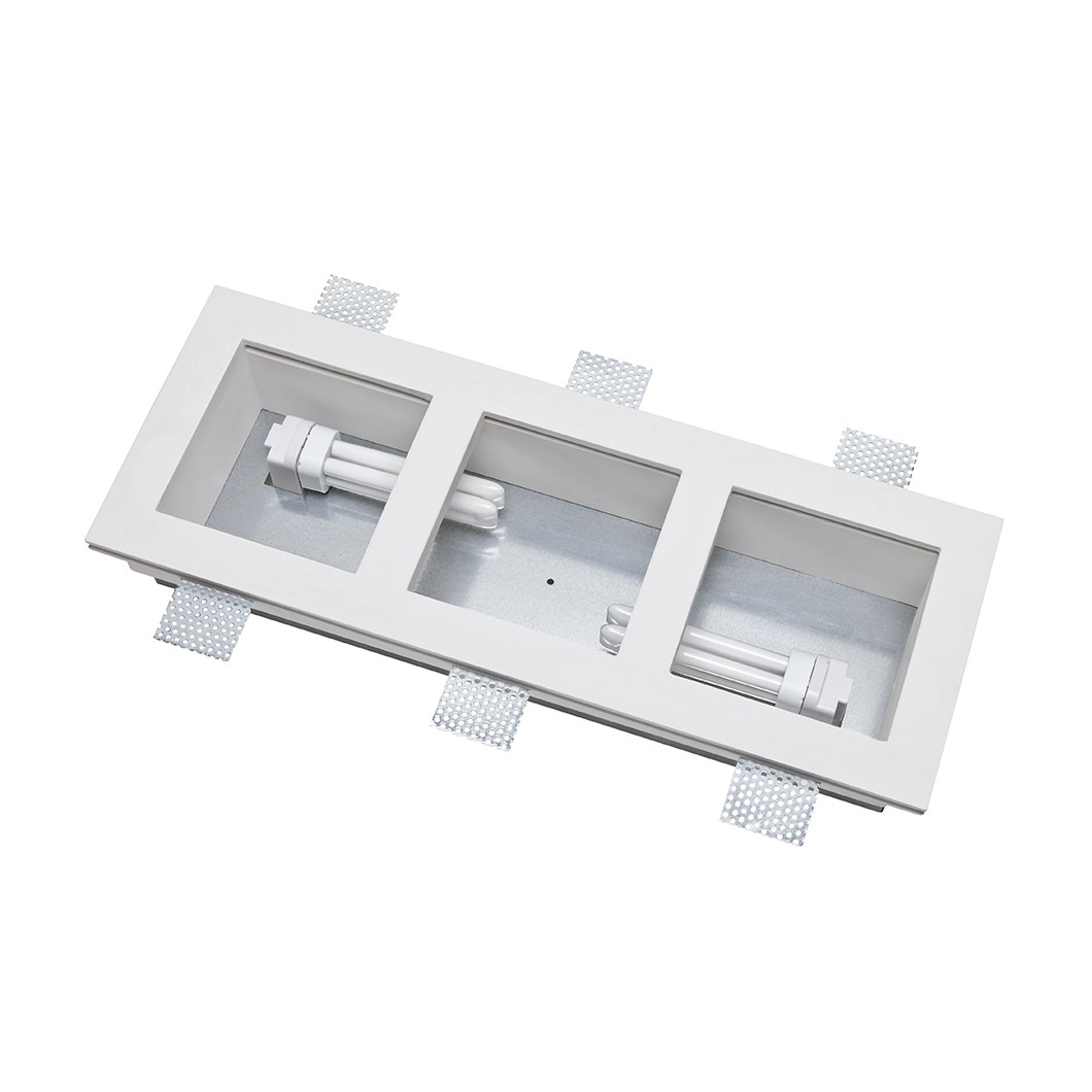 9010 Master 4054 Plaster In Recessed Ceiling / Wall Light| Image:1