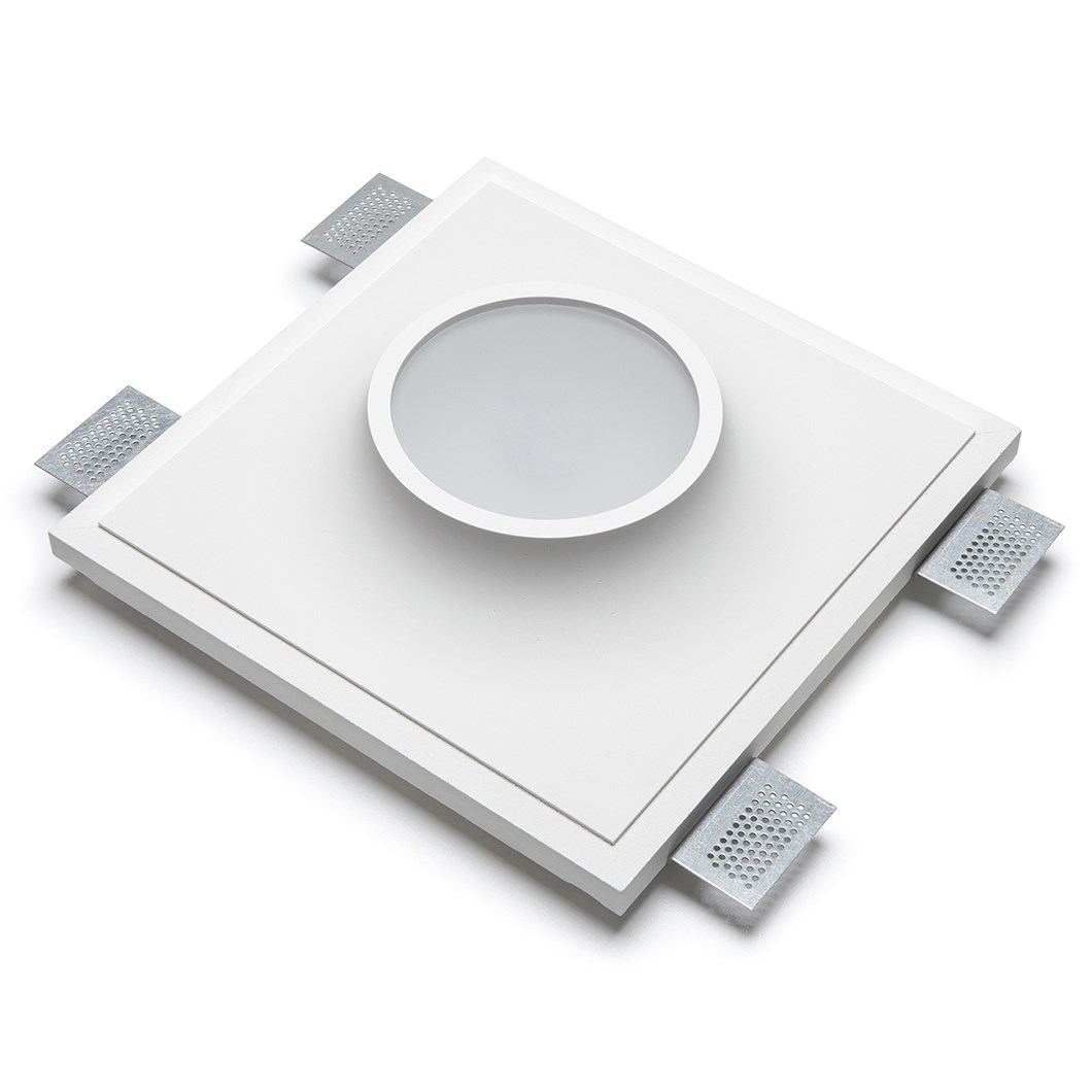 9010 Bolle 4111 Plaster In Recessed Ceiling Light| Image : 1