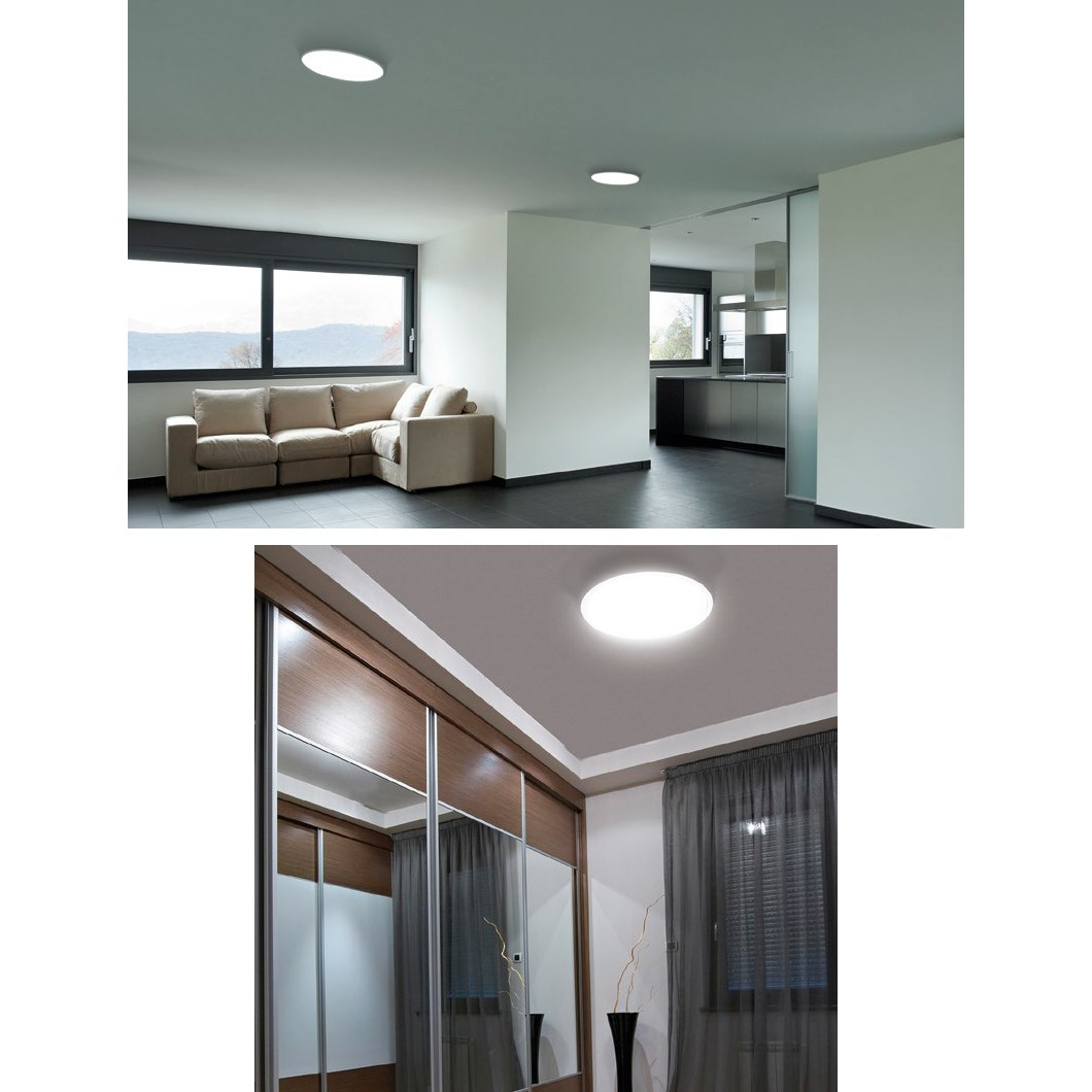 9010 Bolle 4111 Plaster In Recessed Ceiling Light| Image:1