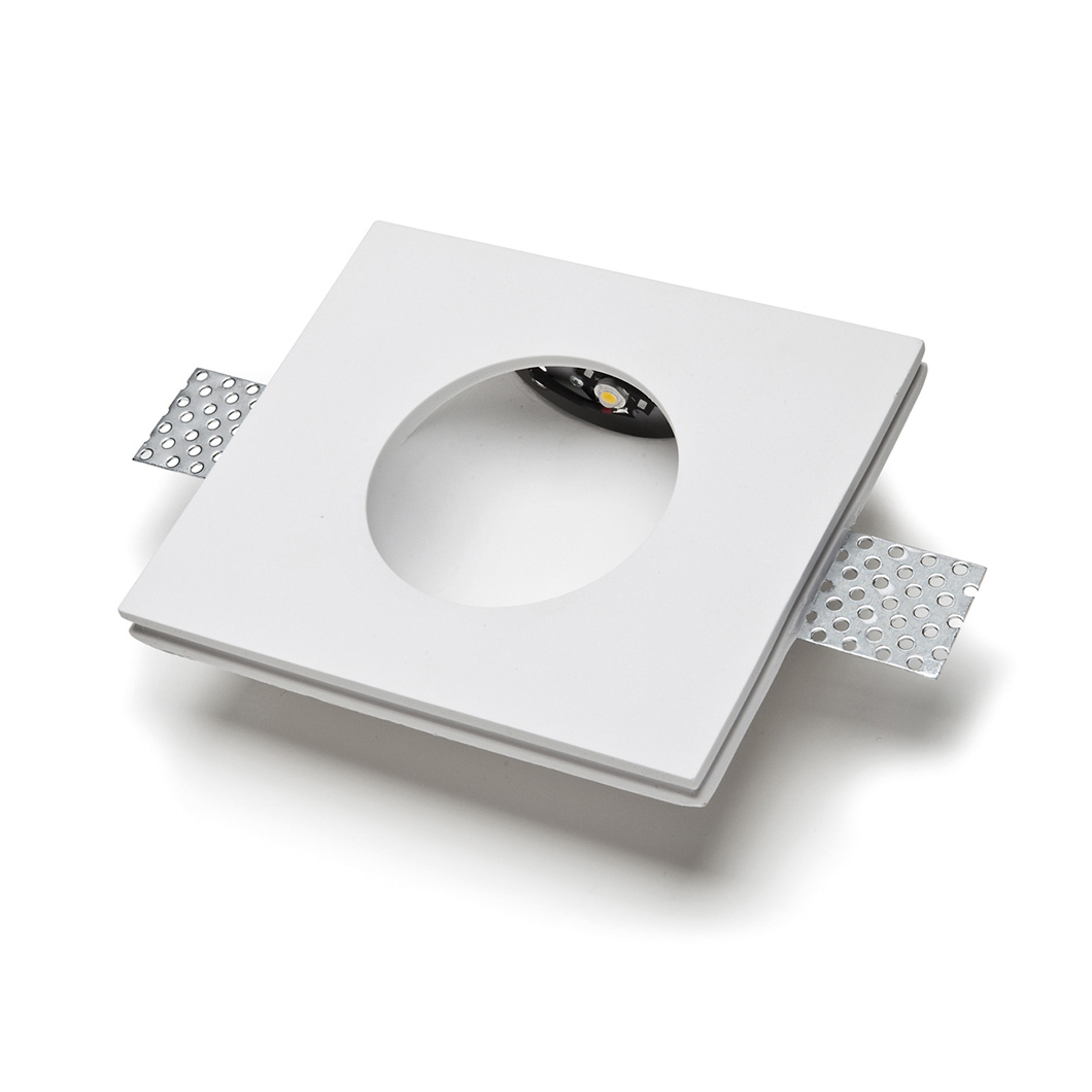 9010 Passi 4058 Plaster In Wall / Step / Ceiling Light