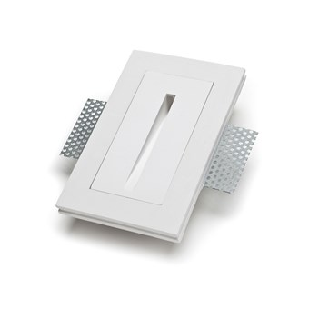 9010 Passi 4100E Plaster In Wall / Step Light