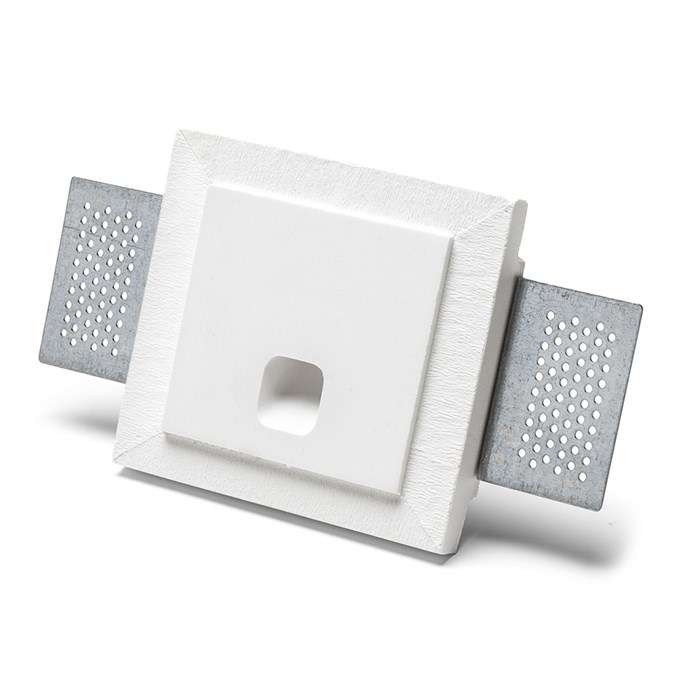 9010 Passi 4198 Plaster In Wall / Step Light| Image : 1