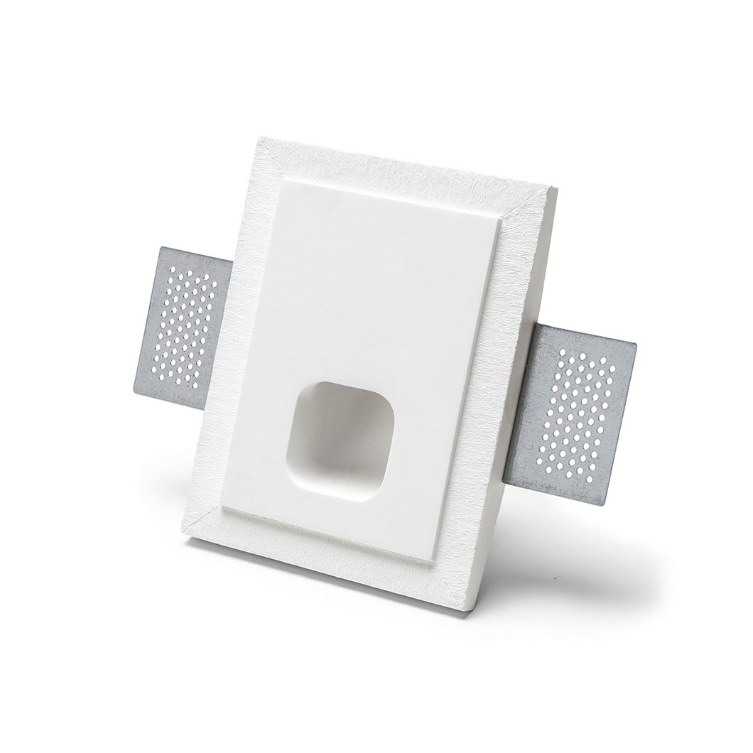 9010 Passi 4199 Plaster In Wall / Step Light| Image : 1