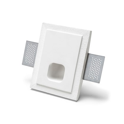 9010 Passi 4199 Plaster In Wall / Step Light