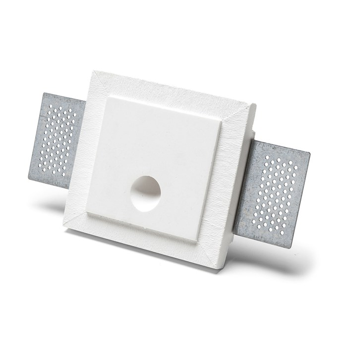 9010 Passi 4201 Plaster In Wall / Step Light | Image:1