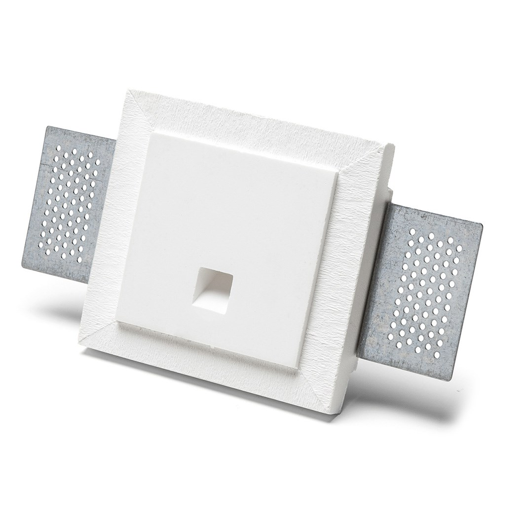 9010 Passi 4202 Plaster In Wall / Step Light | Image:1
