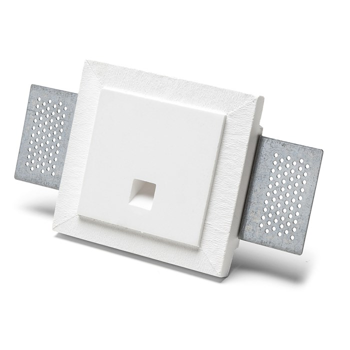 9010 Passi 4202 Plaster In Wall / Step Light| Image : 1
