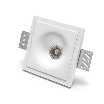 9010 Basic 4175 Plaster In Recessed Ceiling Light