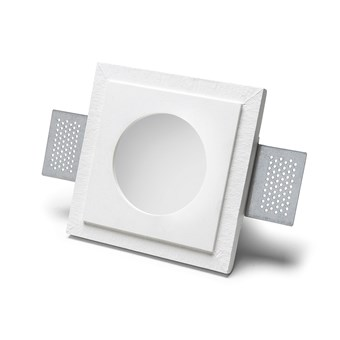 9010 Basic 4177 Plaster In Recessed Ceiling Light