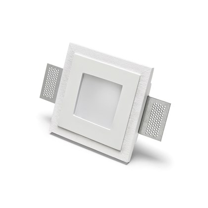 9010 Basic 4178 Plaster In Recessed Ceiling Light