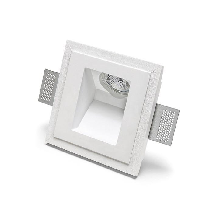 9010 Basic 4179 Plaster In Recessed Ceiling Light | Image:1