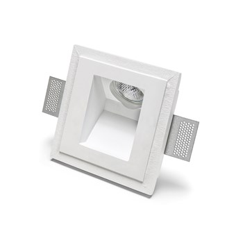 9010 Basic 4179 Plaster In Recessed Ceiling Light