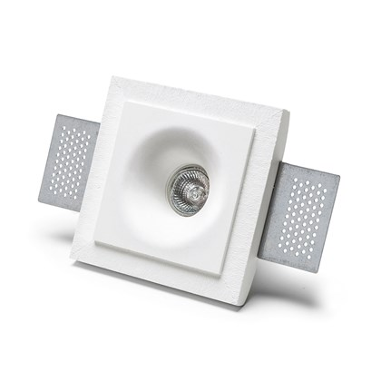 9010 Basic 4275 Plaster In Recessed Ceiling Light