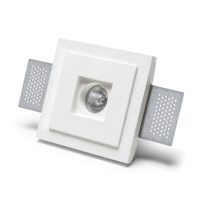 9010 Basic 4276 Plaster In Recessed Ceiling Light| Image : 1