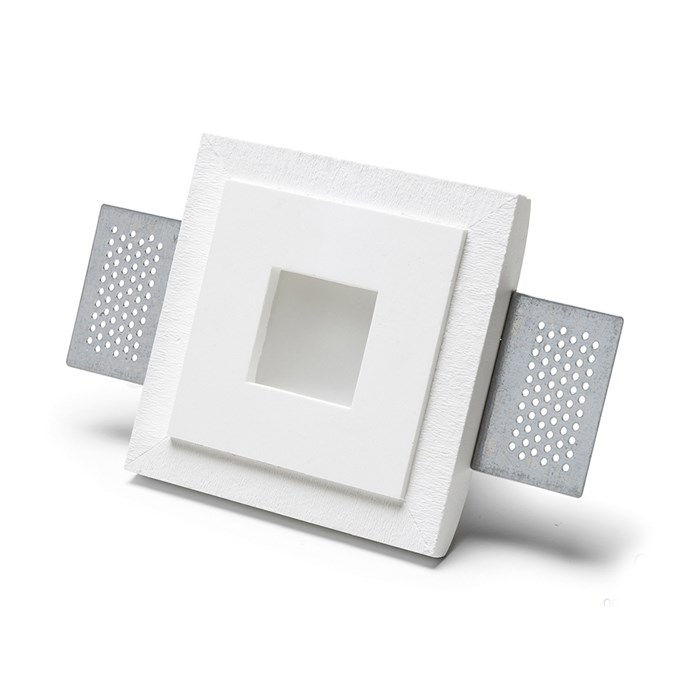 9010 Basic 4278 Plaster In Recessed Ceiling Light| Image : 1