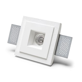 9010 Basic 4280 Plaster In Recessed Ceiling Light