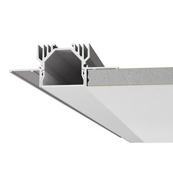 9010 Profili P003 Plaster In Linear LED Profile
