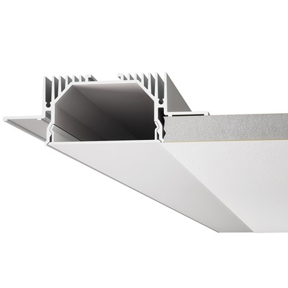 9010 Profili P004 Plaster In Linear LED Profile