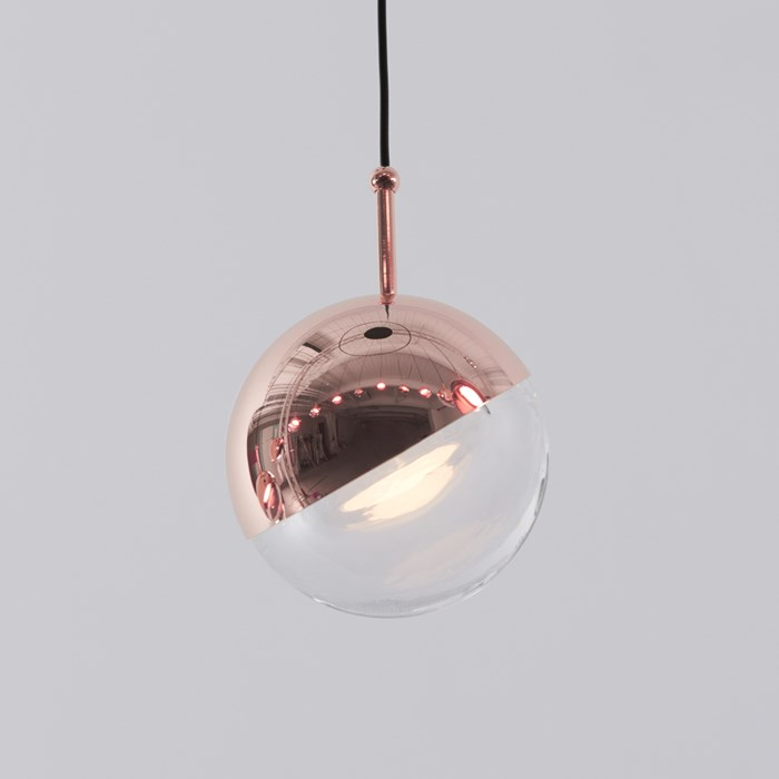 Seed Design Dora LED Copper Pendant - Next Day Delivery| Image : 1