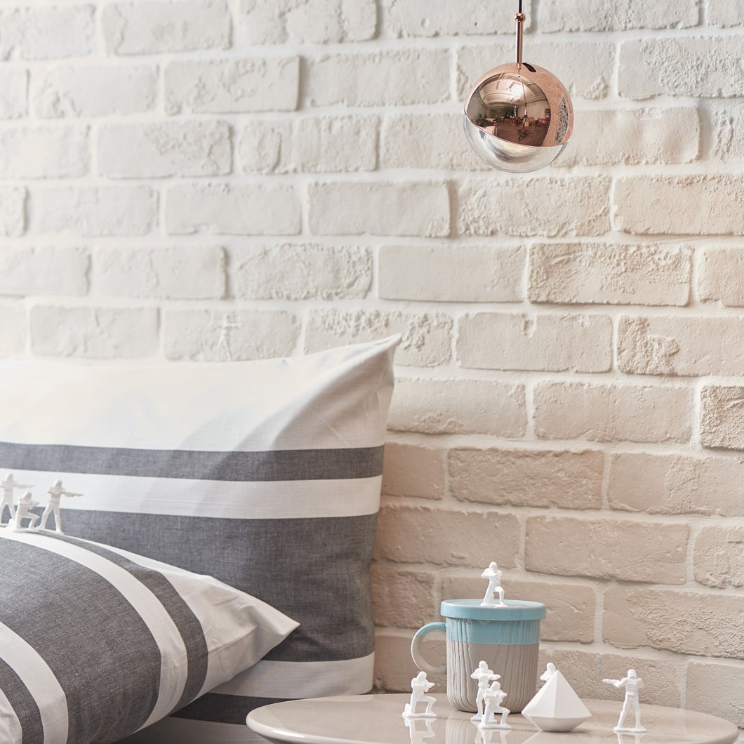 Seed Design Dora LED Copper Pendant - Next Day Delivery| Image:1