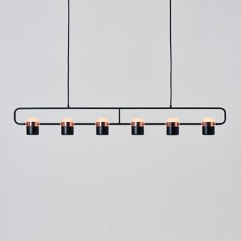 Seed Design Ling Multiples LED Pendant - Next Day Delivery