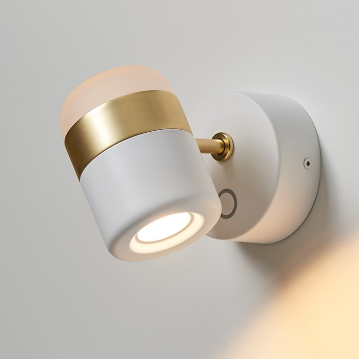 Seed Design Ling LED Wall Light - Next Day Delivery| Image : 1