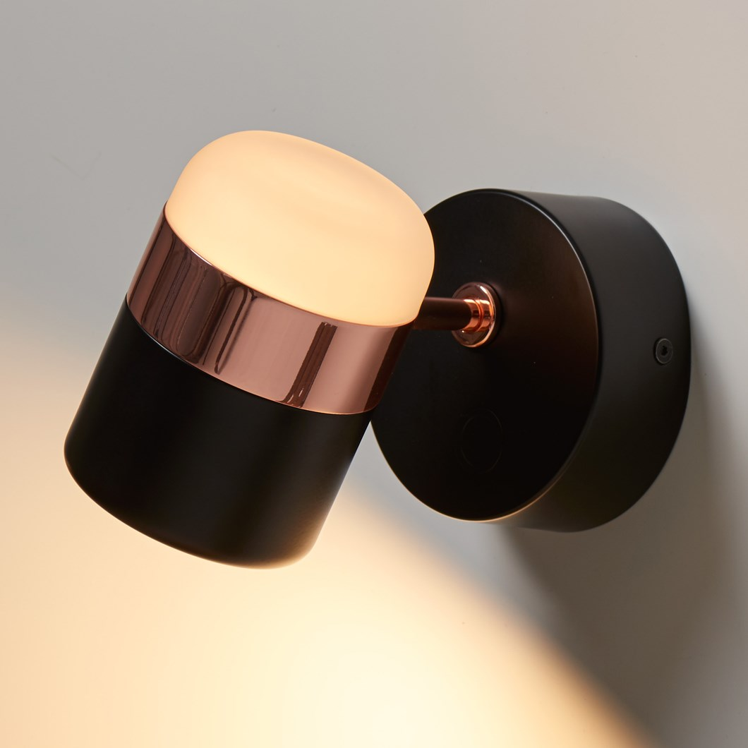 Seed Design Ling LED Wall Light - Next Day Delivery| Image:1