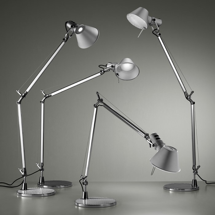Artemide Tolomeo Table And Desk Lamp| Image:1